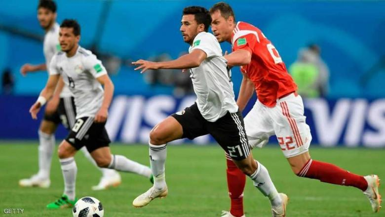 """3 أرقام تكشف """"تفوق"""" لاعبي مصر بالمونديال"""