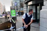 إعلان جنسية مهاجم محطة للقطارات في بروكسل