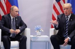 """ترامب يكشف تفاصيل """"لقائه السري"""" مع بوتين"""