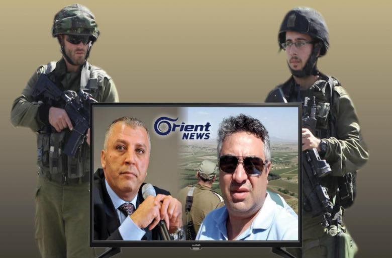 """تحقيق يكشف عن تعاون """"أورينت"""" مع الاحتلال لتحسين صورته"""