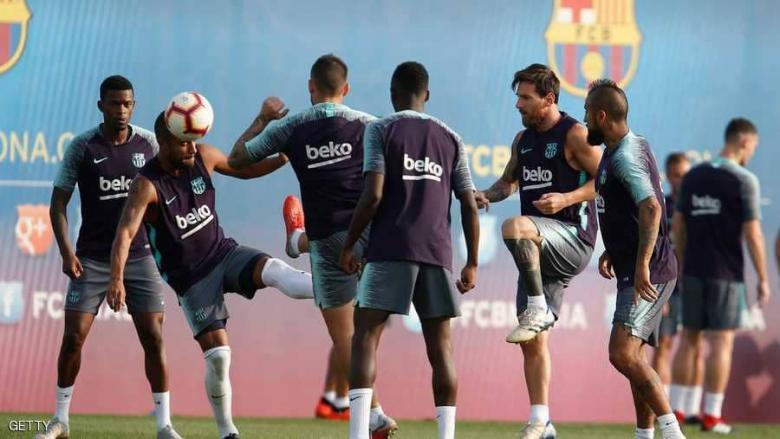 مفاجأة في قائمة برشلونة لمواجهة ليون بالأبطال