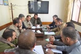 غزة: القضاء العسكري يعقد مسابقة تعيين قضاة عسكريين
