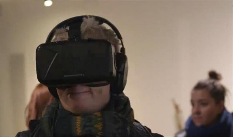الواقع الافتراضي لتخفيف ألم العلاج