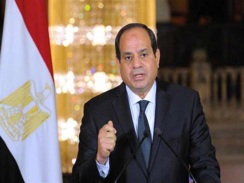 السيسي: لن يكون للإخوان دور ما دمت في السلطة