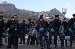 """إيطاليا تعتقل 22 شخصا خلال مطاردة """"الشيطان"""""""