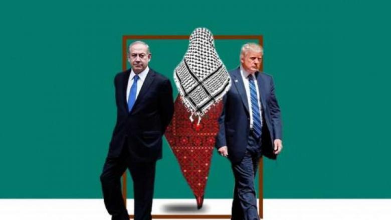 الخارجية: صفقة القرن بوابة لتمكين الاحتلال