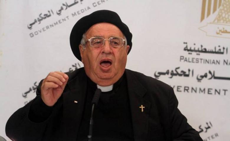 مانويل مسلم: كلنا مشروع شهادة ومقاومة من أجل القدس