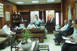 خمسة متبرعين لبناء مدارس جديدة في مدينة نابلس