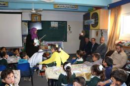 تعليم الوسطى ينظم حصة نموذجية في اللغة العربية