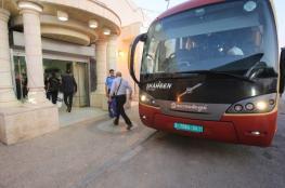 الاحتلال يمنع سفر 7 مواطنين من معبر الكرامة أمس