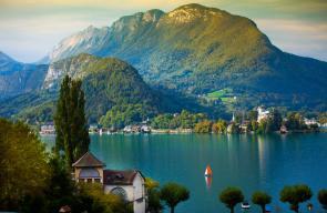 البحيرات الأجمل في أوروبا
