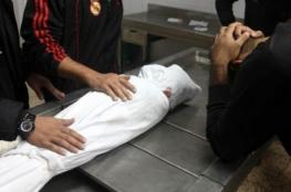 وفاة طفل دهسته مركبة غرب غزة