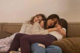 نانسي عجرم تنشر أول صورة مع ابنتيها منذ حادث القتل