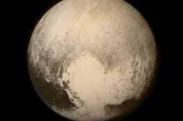 ناسا تنشر أقرب صور التقطت لكوكب بلوتو