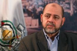 """أبو مرزوق يدعو لآليات جديدة لإنجاح """"المصالحة"""""""