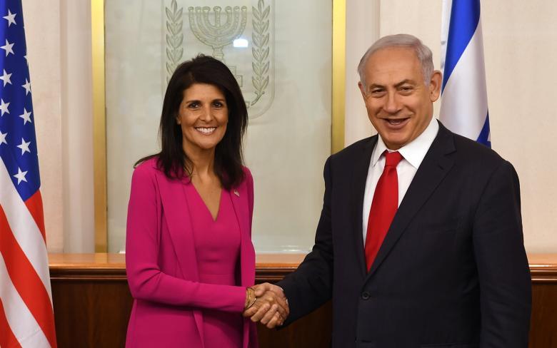 """""""صفقة القرن"""" تحمي """"إسرائيل"""" و """"أمنها"""" أولوية على كل شيء"""