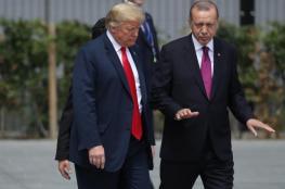 """أردوغان يزور واشنطن اليوم ويرد على رسالة """"غير لائقة"""" لترامب"""