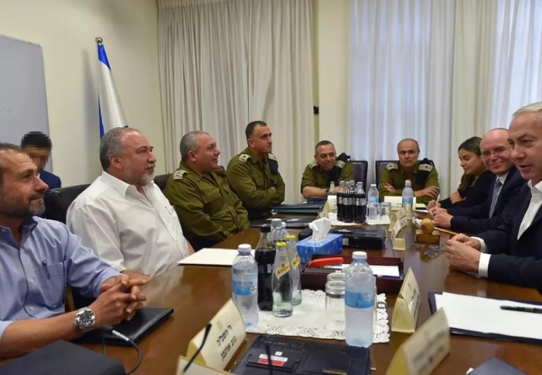 """اتفاق التهدئة بين """"إسرائيل"""" و """"حماس"""" أصبح جاهزًا"""