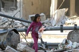 ارتفاع قتلى الغارات على حلب واستهداف للمدارس