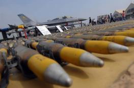 زيادة صادرات الأسلحة الإسرائيلية 14% العام الماضي