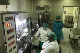 مصنع الأدوية الوحيد في غزة يتراجع بنسبة 80%