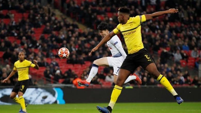 توتنهام يلدغ دورتموند بثلاثية في دوري أبطال أوروبا