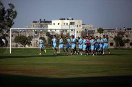 تعرف على حارس مرمى بلاطة في ذهاب كأس فلسطين