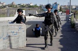 الاحتلال يعتقل شابًا بحجة محاولته تنفيذ عملية طعن
