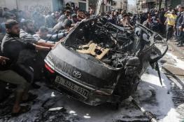 """""""الصحة"""" تعلن الحصيلة النهائية للعدوان الإسرائيلي على غزة"""