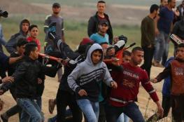 إصابة طفل برصاص الاحتلال شرق البريج