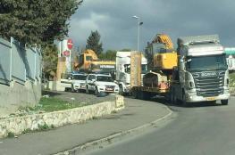 """قوات الاحتلال تقتحم """"العيسوية"""" بالقدس المحتلة"""