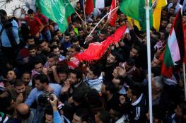 104 شهداء منذ بداية انتفاضة القدس ثلثهم من الخليل