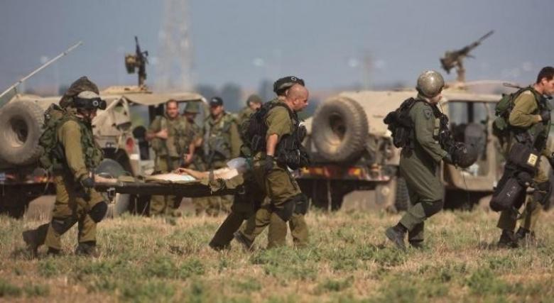 إصابة ضابطين وجنديين إسرائيليين خلال تدريب بالجنوب