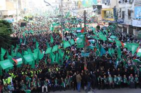 حماس: جاهزون لفرض معادلات جديدة لرفع الحصار