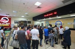 الاحتلال يمنع 13 مواطنًا من السفر عبر معبر الكرامة