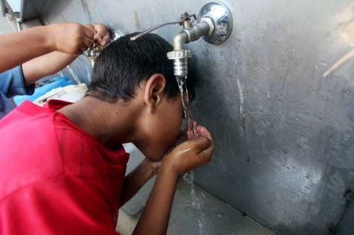أزمة المياه بالضفة تجمع الفلسطينيين على همّ واحد