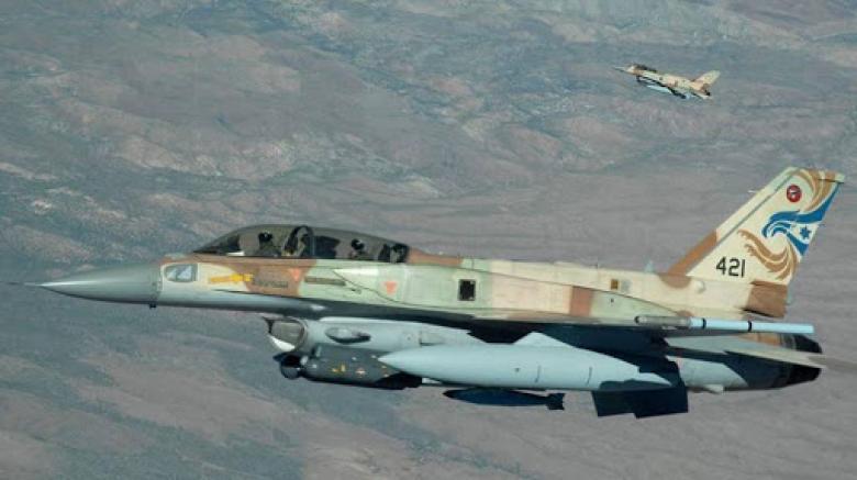 مقاتلات إسرائيلية تخترق الأجواء اللبنانية وتنفذ طيرانًا دائريًا