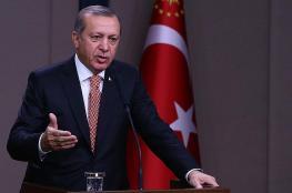 أردوغان: تركيا تنتظر دعم الناتو لكفاحها ضد الإرهاب