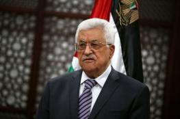 عباس يستقبل وزير الخارجية النرويجي
