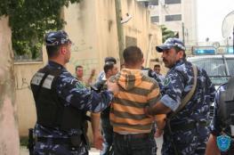 جنين: ضبط مواد مخدرة واعتقال مشتبها به