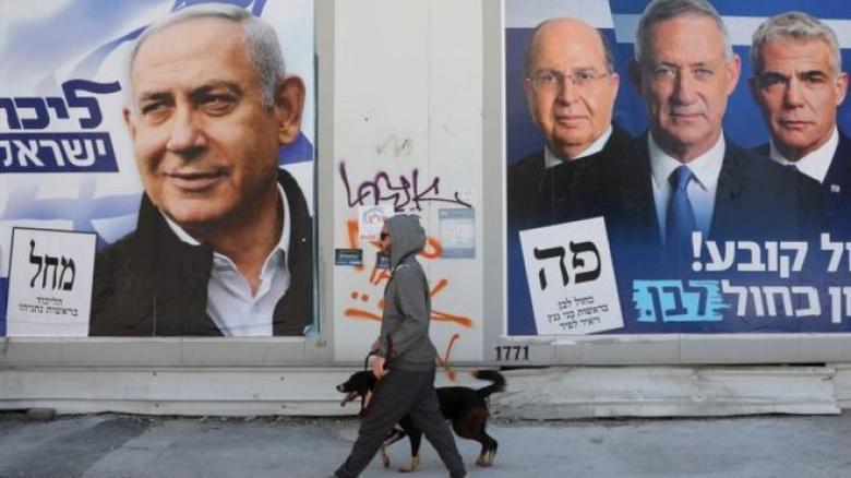 استعدادات السلطة الفلسطينية للانتخابات الإسرائيلية القادمة