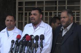 القدرة: أزمة دوائية تشهدها المستشفيات في قطاع غزة