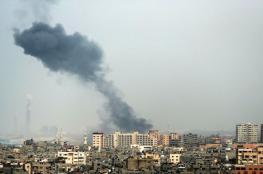 غارة إسرائيلية تستهدف مجموعة من الشبان شرق غزة