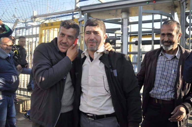 الأسير جعفر عز الدين يواصل إضرابه لليوم الـ31