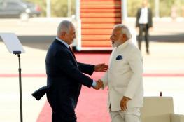 """موقع عبري: الهند تخطط لإلغاء صفقة أسلحة ضخمة مع """"إسرائيل"""""""