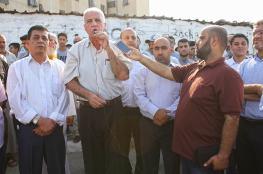 مديرية شمال غزة تنظم وقفة احتجاجية للمطالبة بإغلاق مكب للنفايات
