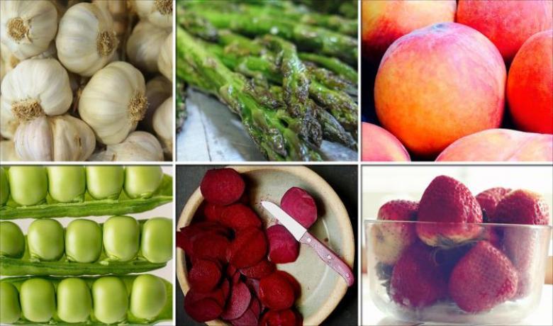 تناول الخضر والفاكهة قد يحد الانسداد الرئوي
