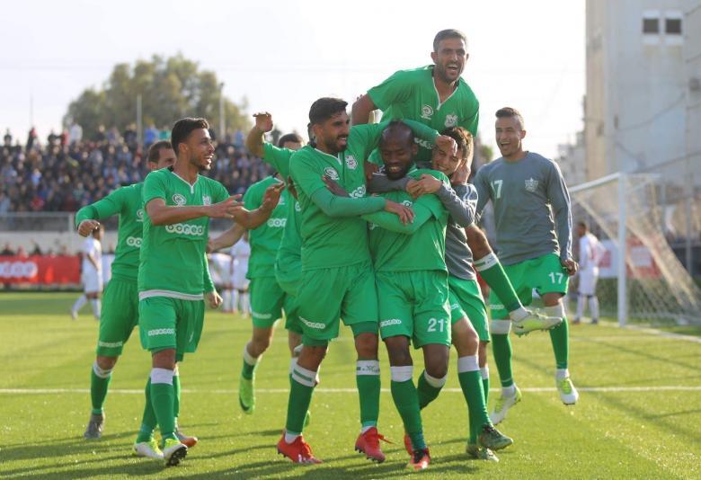 تعرّف على قائمة خدمات رفح في كأس فلسطين