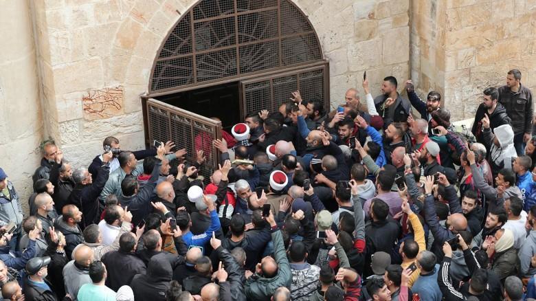 محكمة إسرائيلية تصدر قرارًا بإغلاق مصلى باب الرحمة