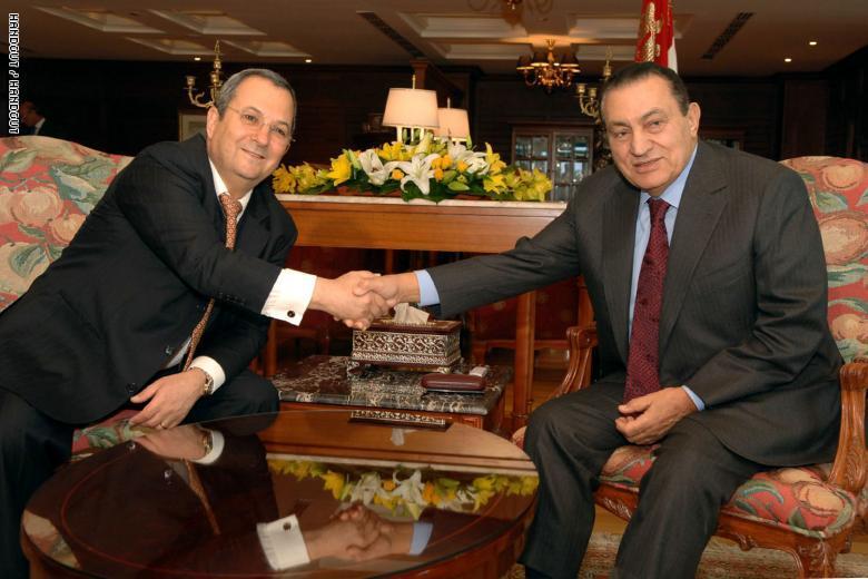 باراك عن مبارك: مصر تدفع ثمن الإطاحة بالفرعون مبكرا